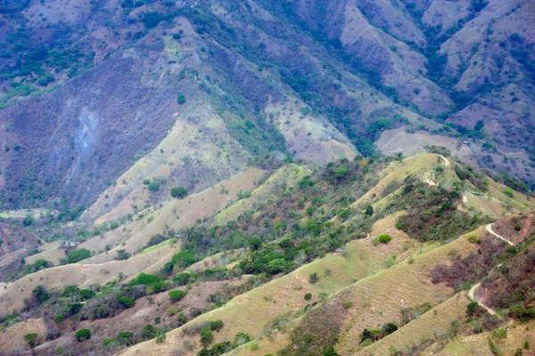 Mountain range in Costa Rica Central America Flickr