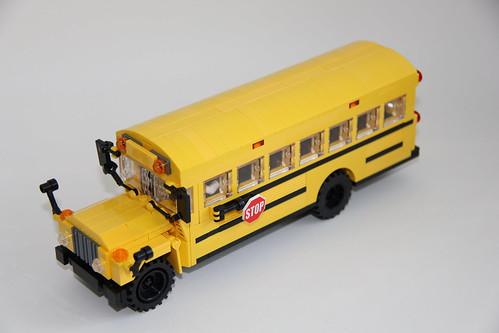 Bluebird International S700 School Bus