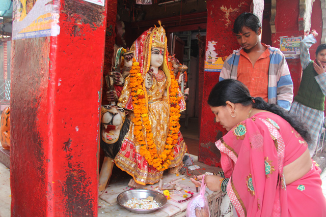 Kalkaji Mandir Hindu Temple