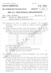 DTU Question Papers 2010 – 8 Semester - Mid Sem - ME-411