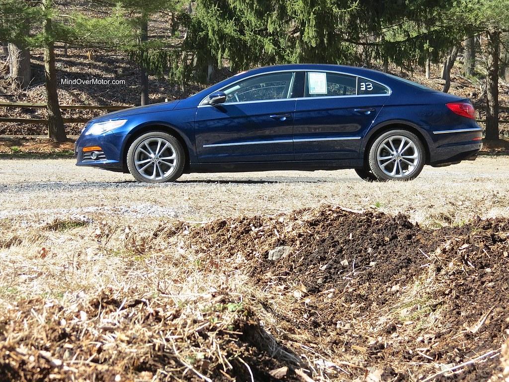 Volkswagen CC 2.0T Side