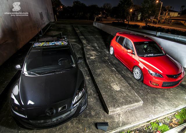 Mazda Pair Front WM