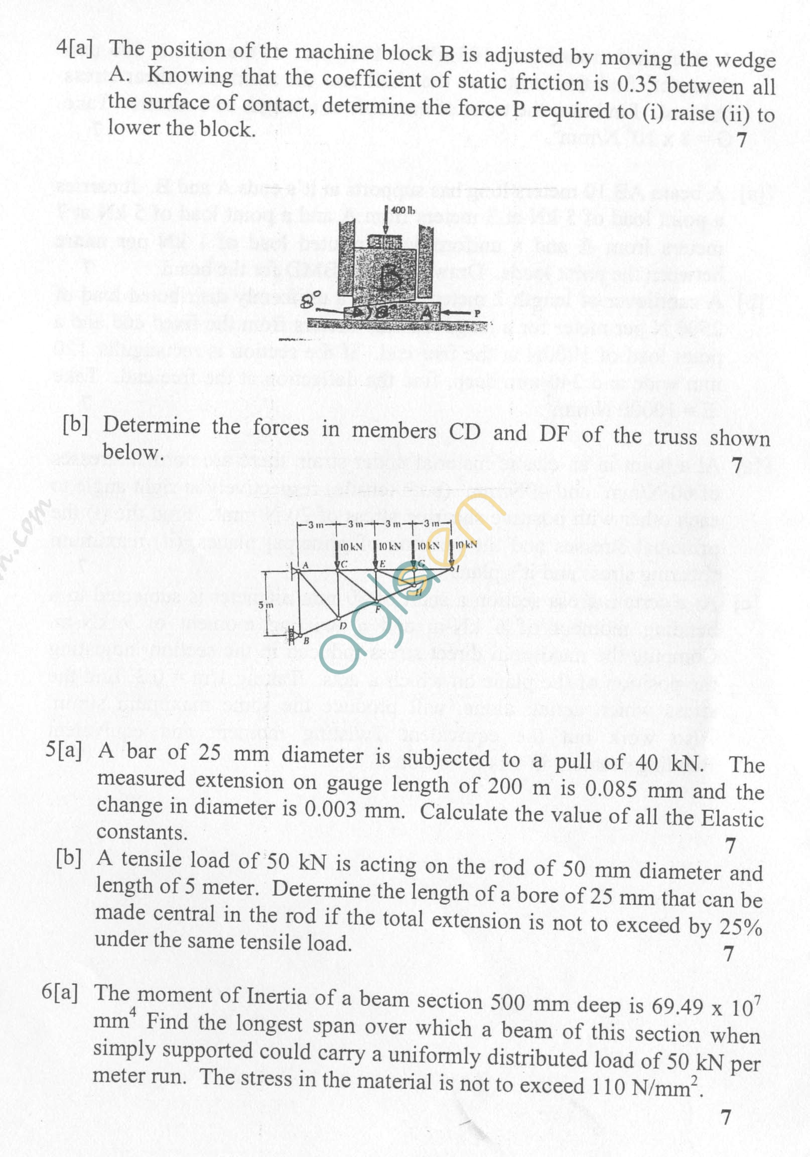 NSIT: Question Papers 2009 – 2 Semester - End Sem - COE-EC-EE-IC-112