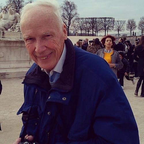 Say hi to Bill! #PFW
