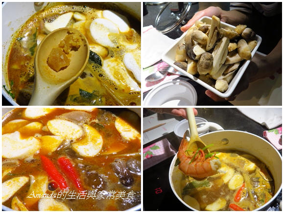 泰式酸辣蝦湯 (5)