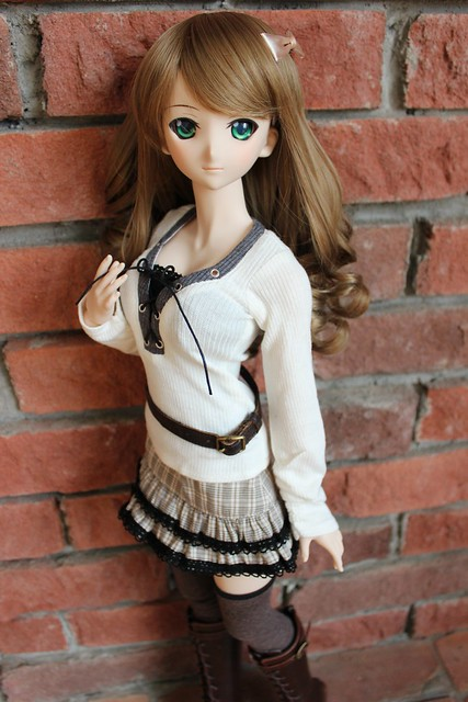 Volks Lace-Up Top set