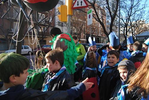 El carnaval de l'esplai