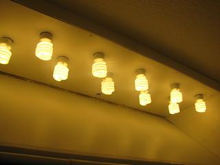 Lightbox CFLs (full array)