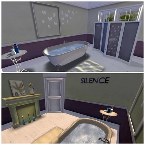Bathroom Collage