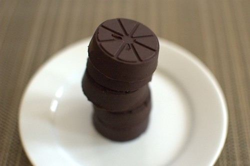 Chocolate coffee bites