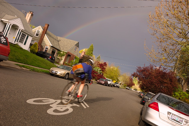 Rainbow Sharrow