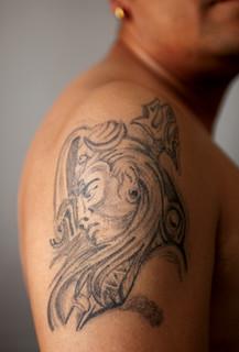 Tattoo In Nepal