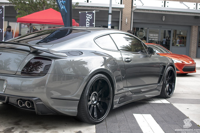 Bentley Side