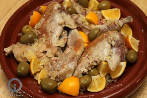Field to Fork - Pheasant Tajine Heading to the Oven