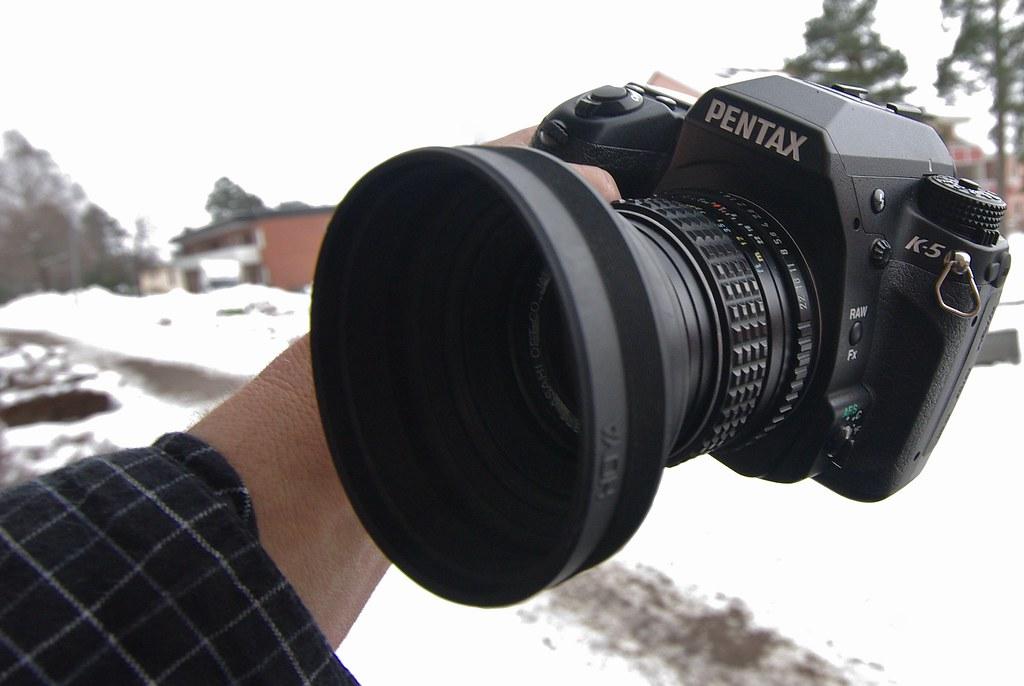 Pentax 50. 1.4