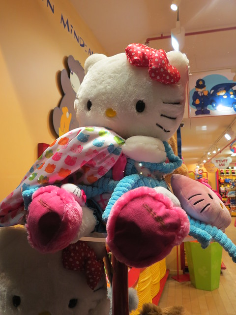 Hello Kitty Build a Bear