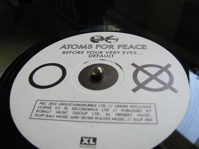 atoms for peace AMOK lp