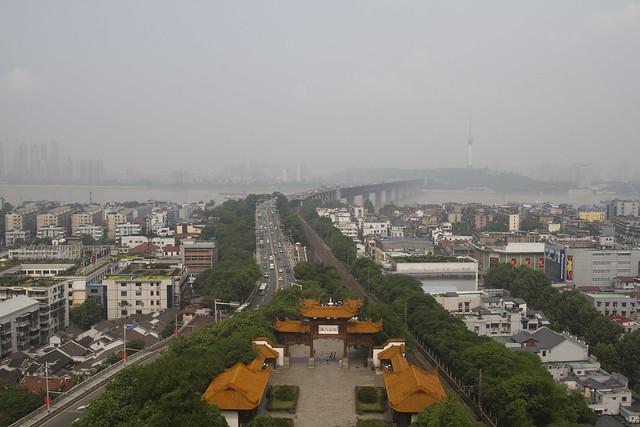 Crane Tower - Wuhan China