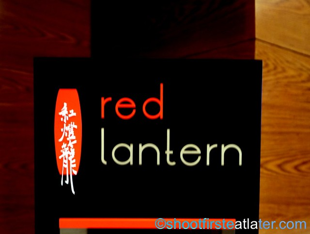 Red Lantern @ Solaire