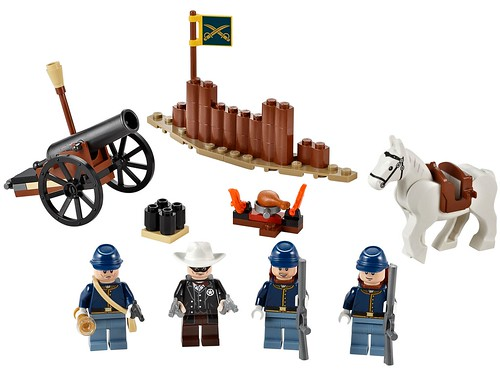 79106 Cavalry Builder Set 79106