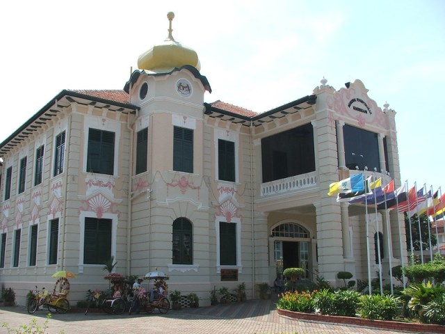 Picture from Melaka, Malaysia