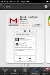 Gmail iPhone