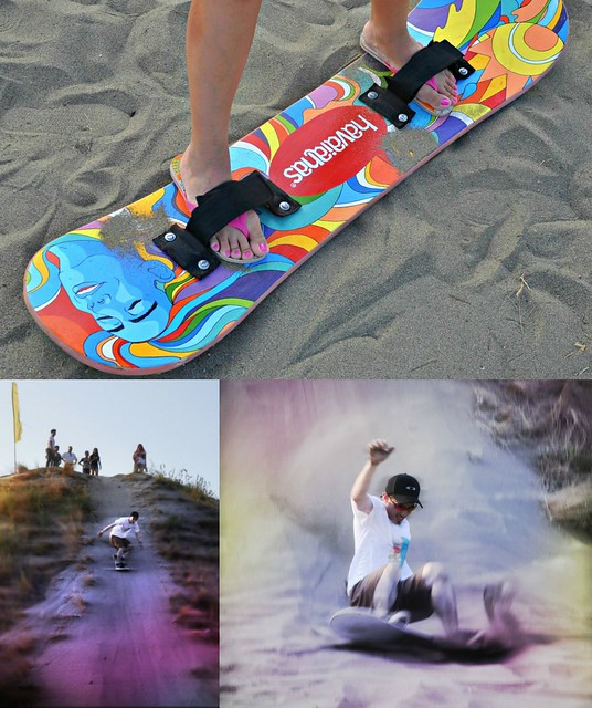 My Summer, My Havaianas Sandboarding & 4x4 Wheel Drive Adventure