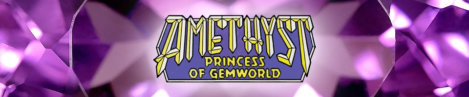 Amethyst, Princess of Gemworld: The Five Earths Project