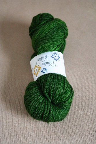 yarn :: The Plucky Knitter