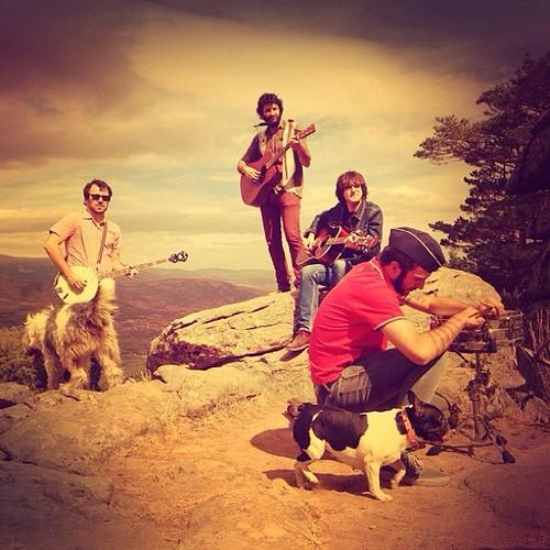 Nuevo videoclip en marcha! Jysus en el campo! MU RICO!