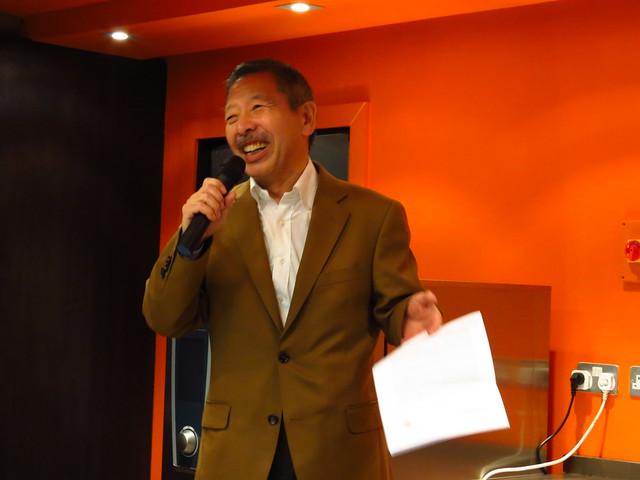 Tetsuro Hama of SO Restaurant