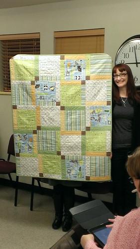 Allison's quilt