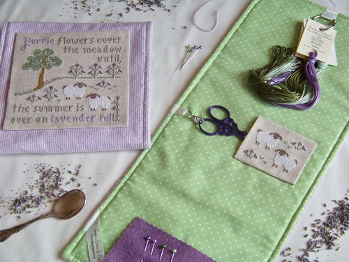 Lavender Huswife (6/6)