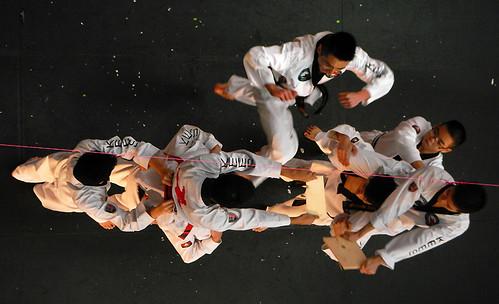 Chinese New Year Karate Demonstration