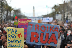 Demonstration Portugal
