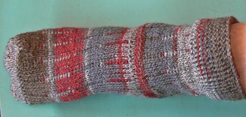 sock on 2
