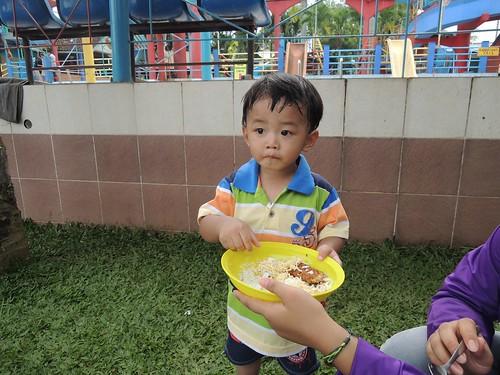 Mandiri = Makan Sendiri by adi pratama 001