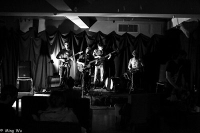 Claude Munson and the Storm Outside @ Cafe Alternatif