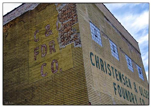 C&O FDRY Co - Christensen and Olsen Foundry