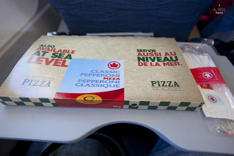 Inflight Purchase of Meal