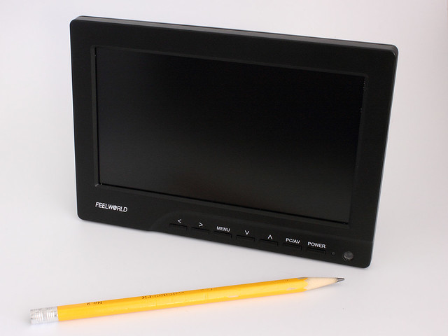 "Feelworld 7"" LCD Monitor"