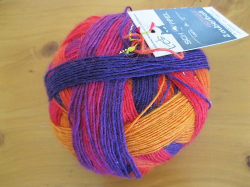 Zauberball - 1536 Fuchsia
