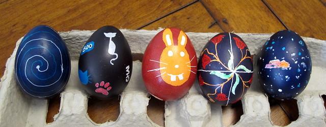 Easter Eggs 2013