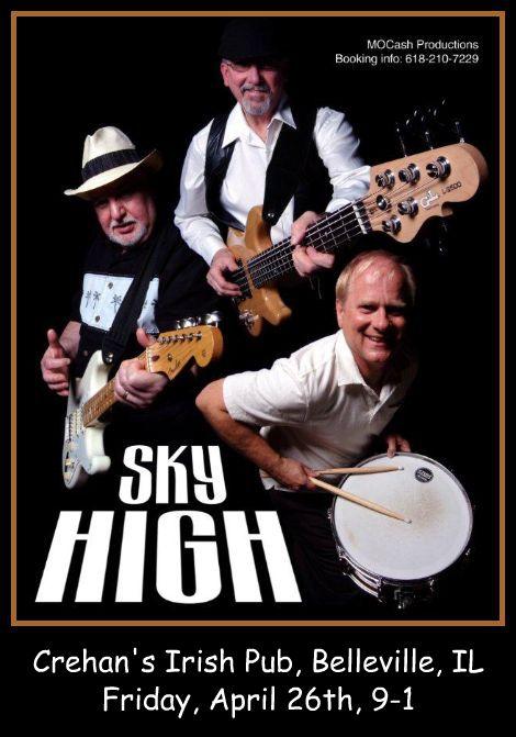 Sky High 4-26-13