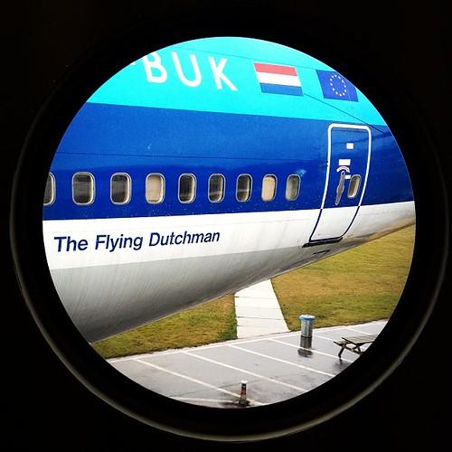 #aviodrome #klm #boeing747
