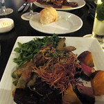 Vegan Food at the Beach House Restaurant
