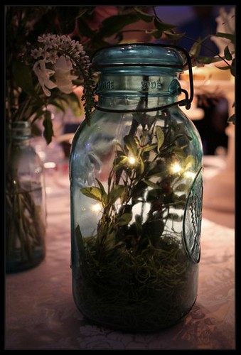 "Incandescent ""Firefly"" Jars"
