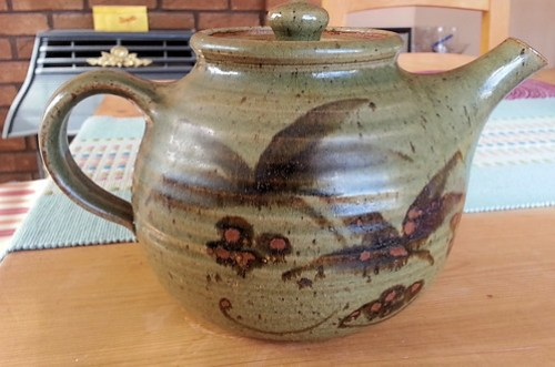 Newman teapot