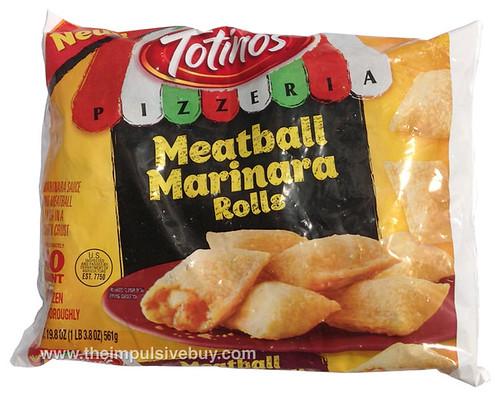 Totino's Pizzeria Meatball Marinara Rolls