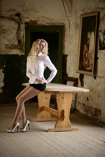 Olga, Ukraine by MatthewOsbornePhotography_